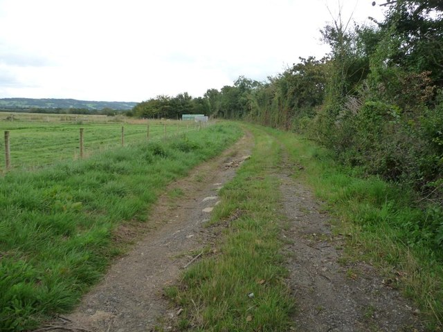 Farm track south of Willersey Road
