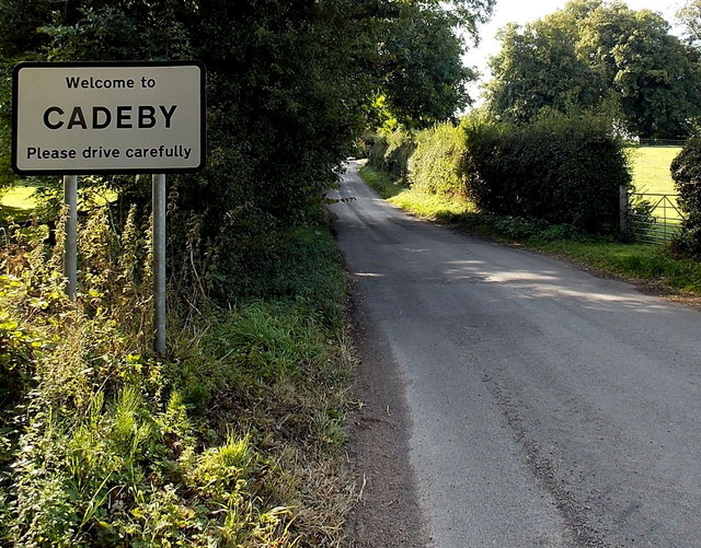 Welcome to Cadeby