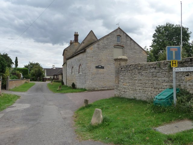 Buildings at Bretforton House Farm