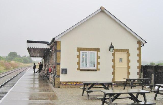 Blaenavon (Furnace Sidings) station