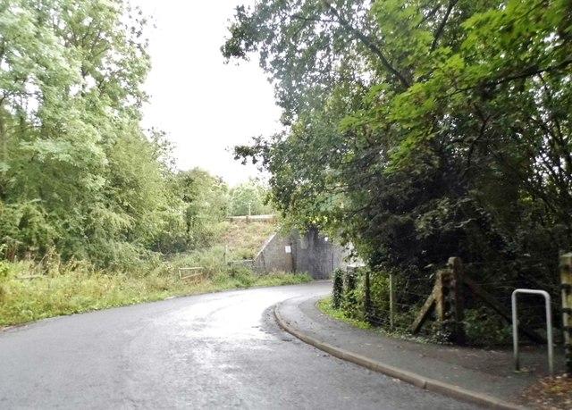 Denham Lane by Denham Golf Club station