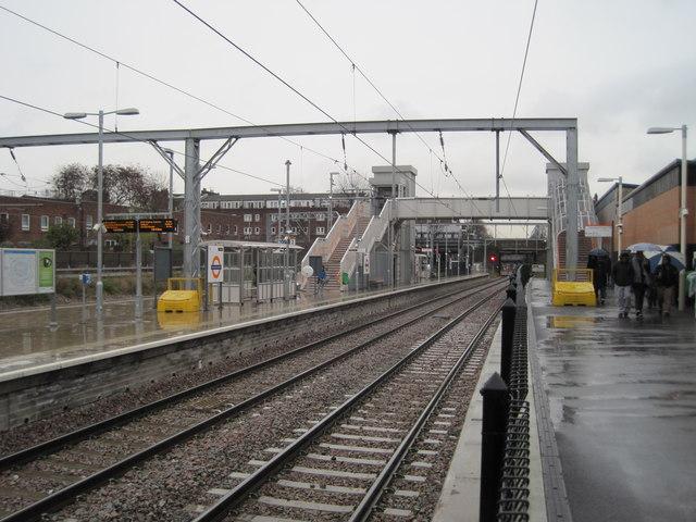Caledonian Road & Barnsbury railway station, Greater London