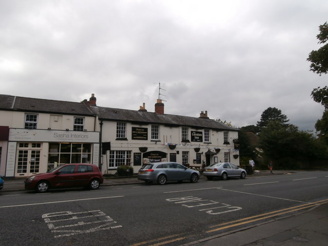 The London Inn, Charlton Kings