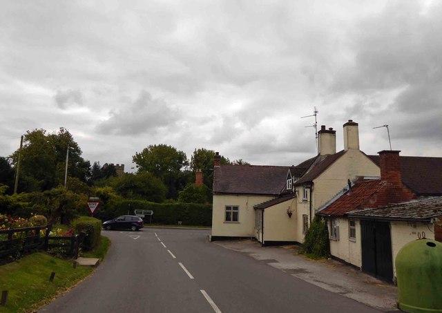 Hockerton village