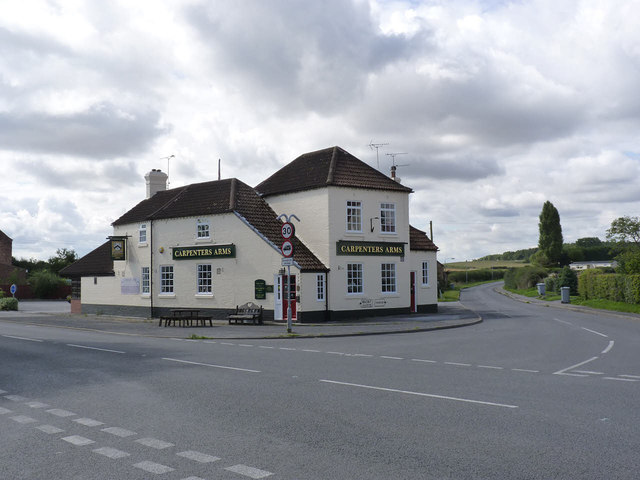Carpenters Arms, Walesby