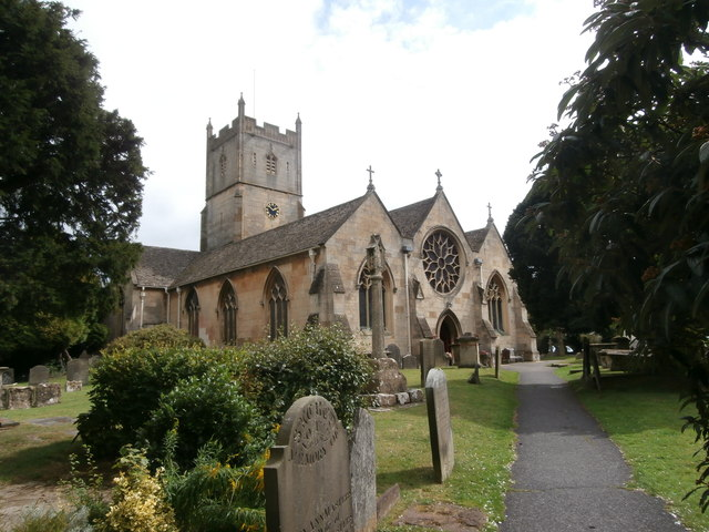 St Mary's Church, Charlton Kings