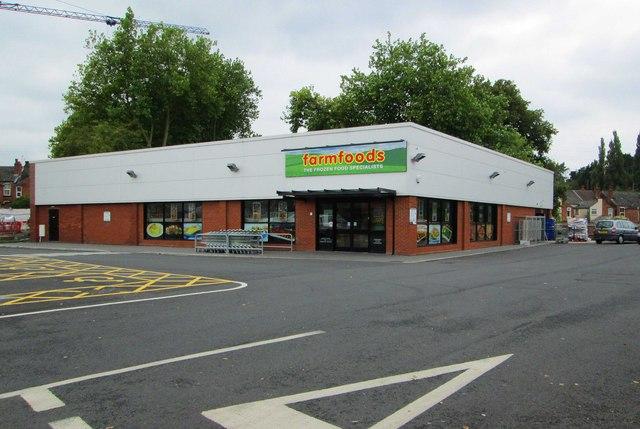 Farmfoods, Hazelwell Street, Stirchley, Birmingham