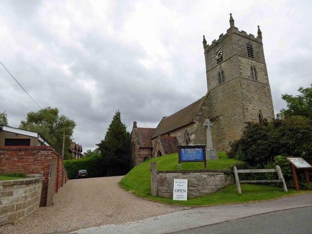 St Andrews Church Eakring