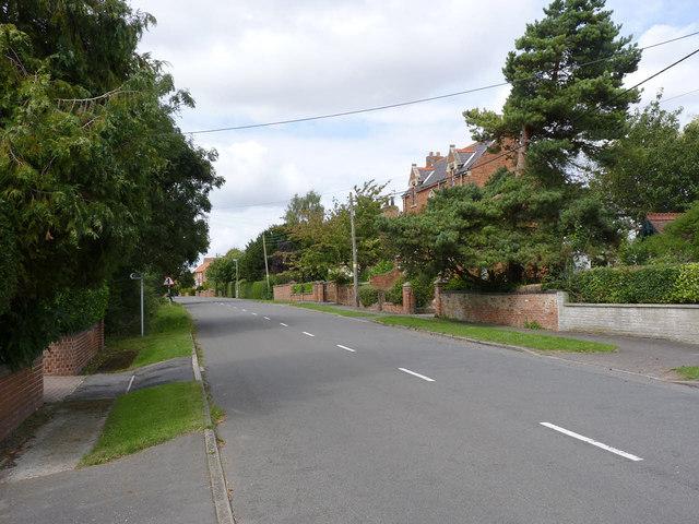 High Street, East Markham