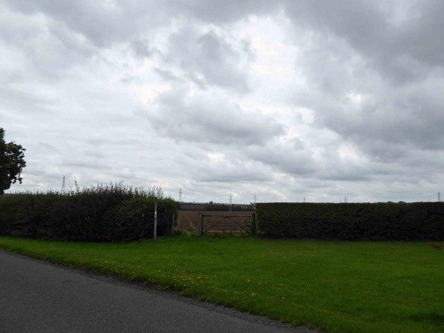Bridleway off Eakring Road