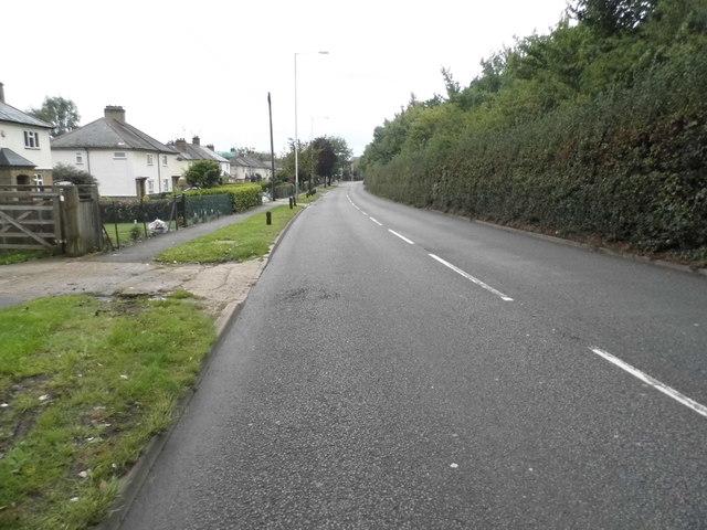Harvil Road, South Harefield