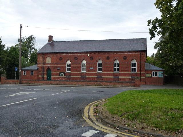 Gosberton Village Hall