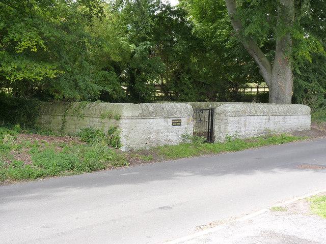 East Markham pinfold