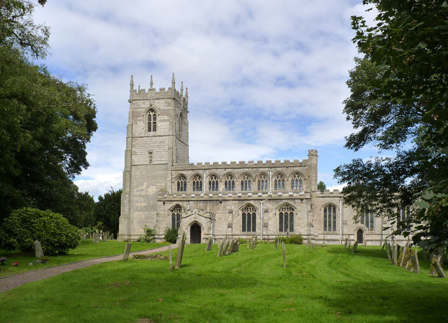 Church of St John the Baptist, East Markham