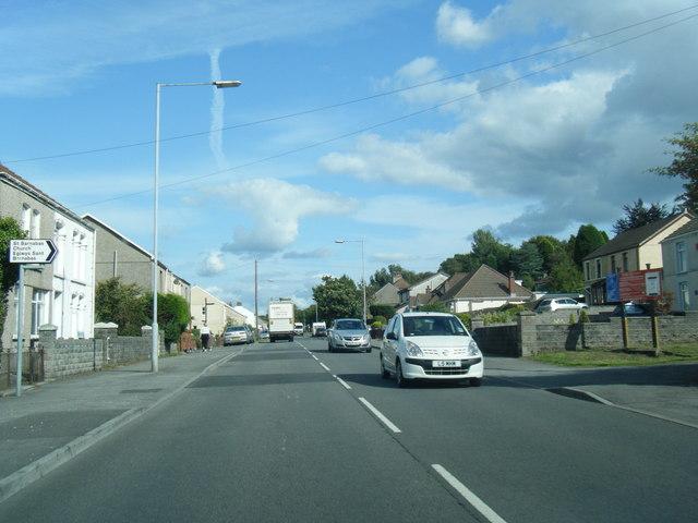 B4295 Victoria Road