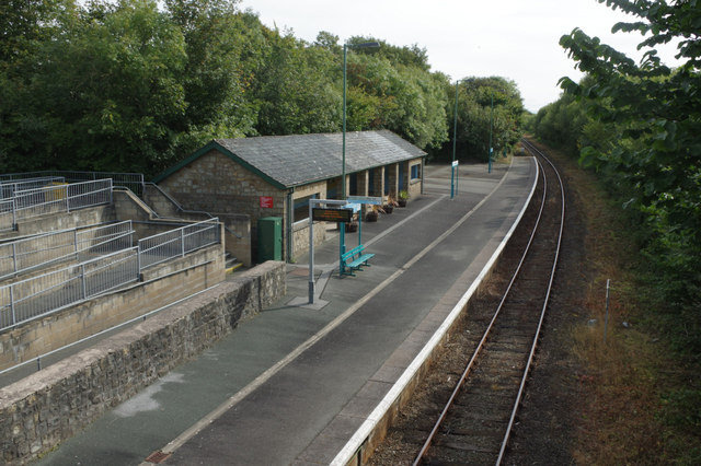 Penychain Station