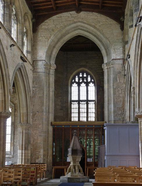 Church of St John the Baptist, East Markham