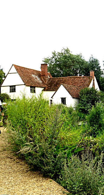 Willy Lott's House at Flatford Mill