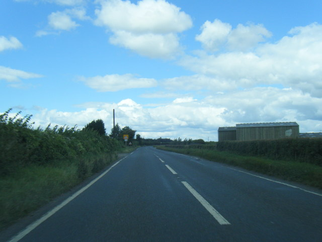 A4137 near Burnthouse Green