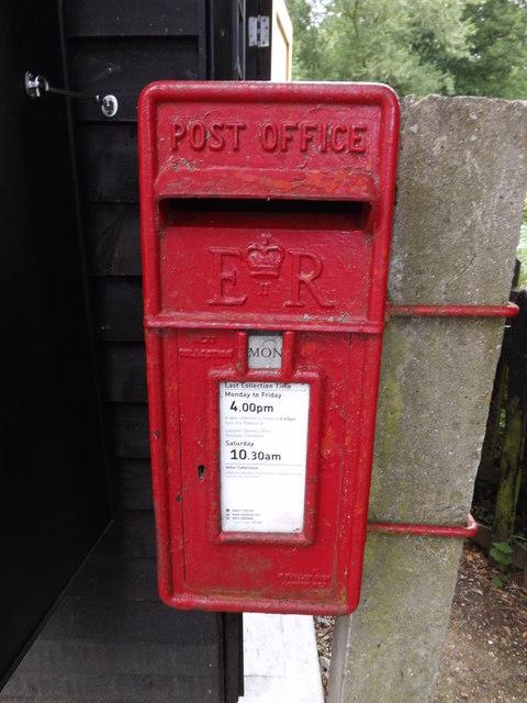 Flatford East Bergholt Postbox