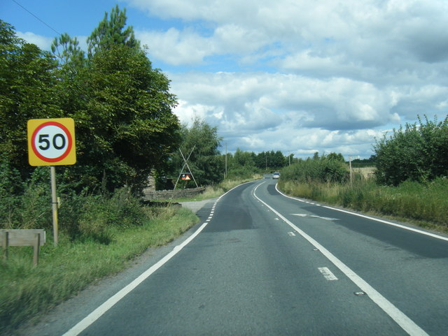 A4137 at Great Treaddow