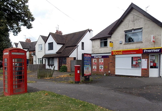Birmingham Road Post Office, Stratford-upon-Avon