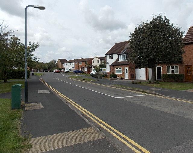 Joseph Way, Stratford-upon-Avon