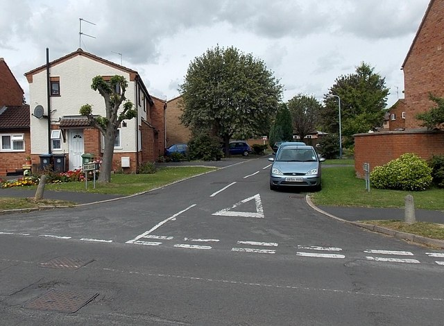 Rye Close, Stratford-upon-Avon