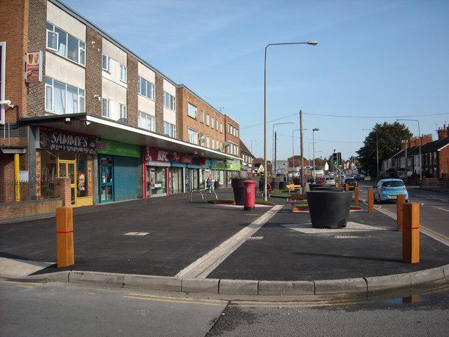 Clive Parade, Cricklade Road, Swindon