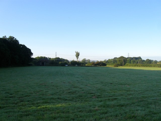 Green Barn Field