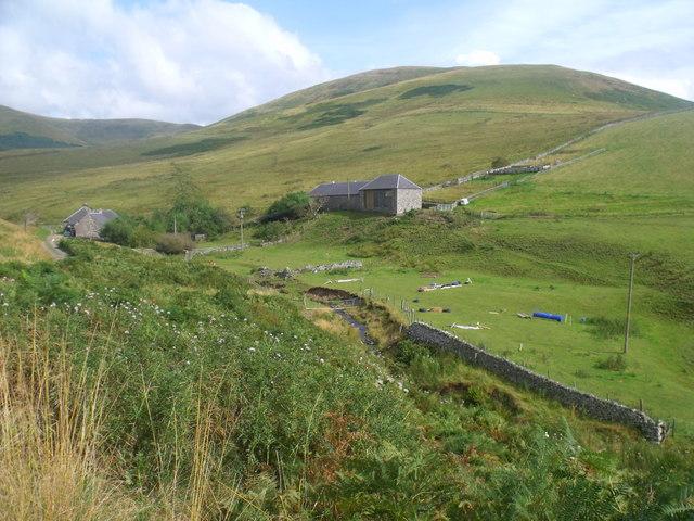 Blakedean near Yetholm