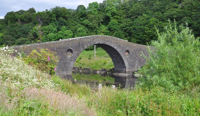The Clachan Bridge