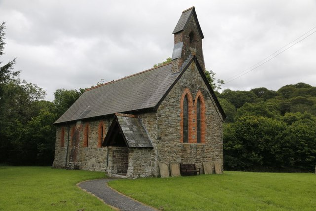 St Mary's Bettws