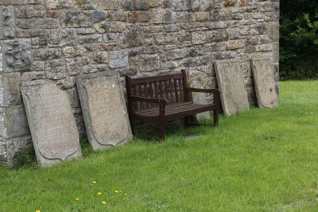 Seat in the Memorials