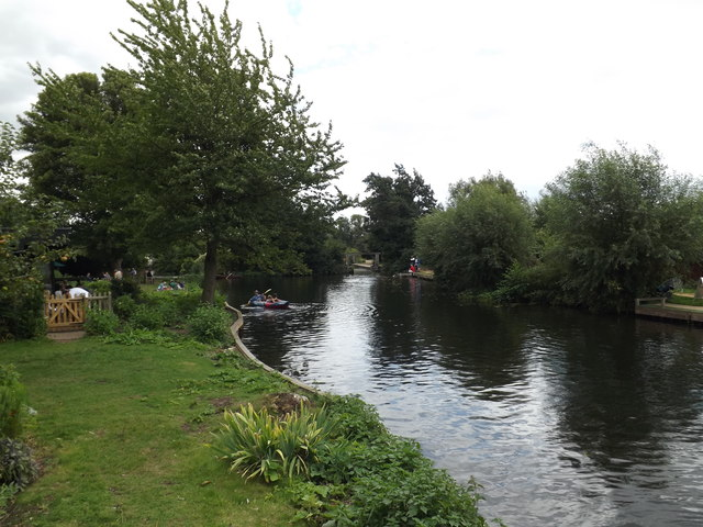 River Stour at Flatford Mill