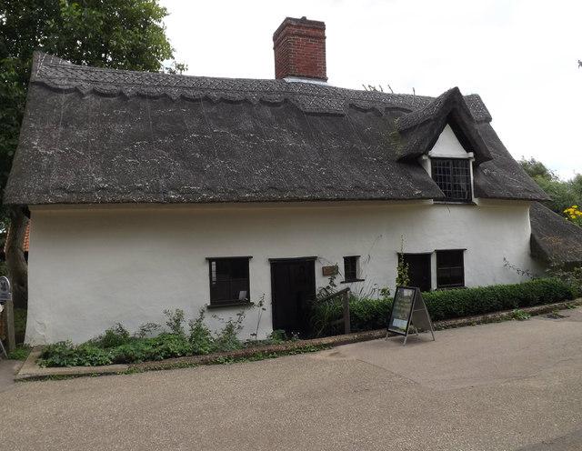 Bridge Cottage at Flatford