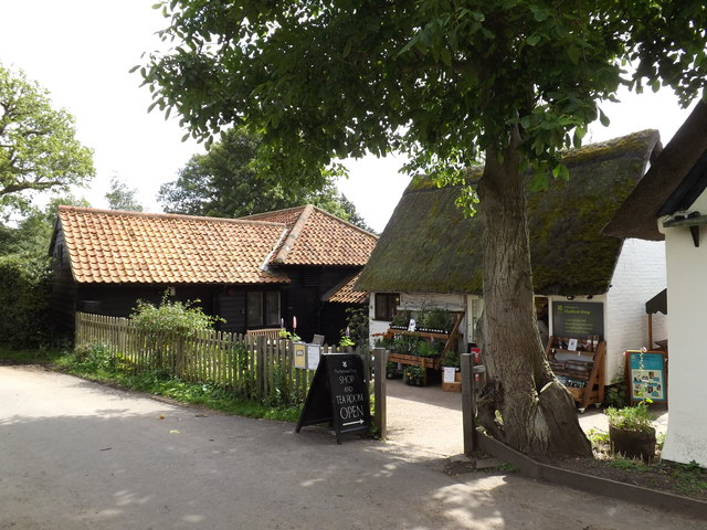 Tea Room near Bridge Cottage