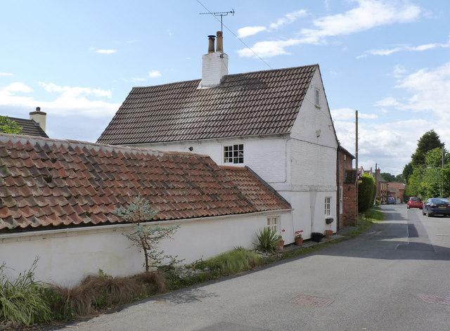 December Cottage, Low Street