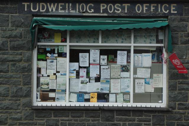 Tudweiliog Post Office