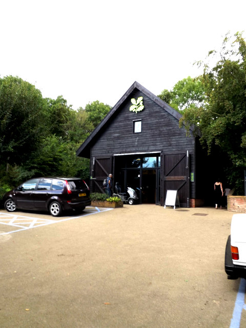 Visitors Centre at Flatford
