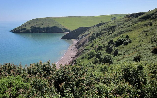 Long Sands and Scabbacombe