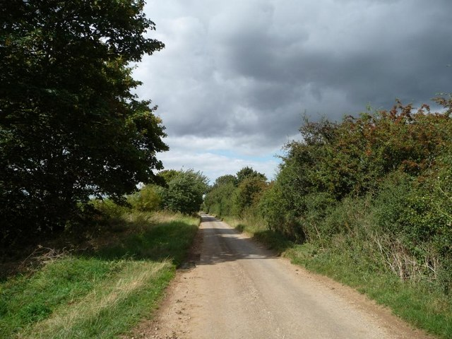 The road to the Barringtons