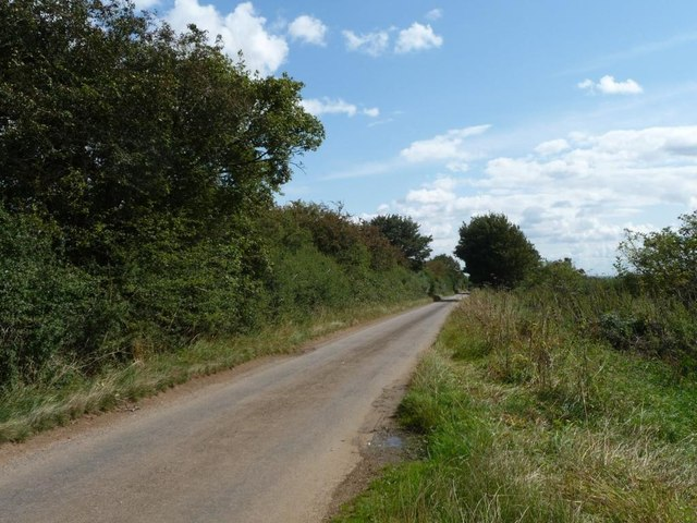 The road from the Barringtons