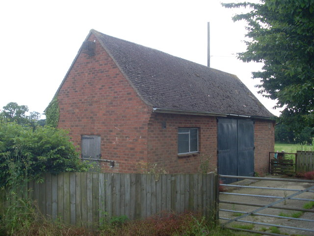 Former Telephone Exchange, Bruntingthorpe