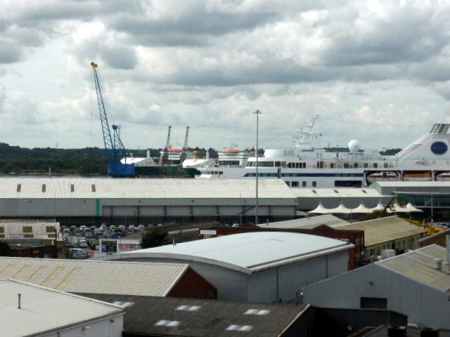 Cruise Terminal 101 Southampton