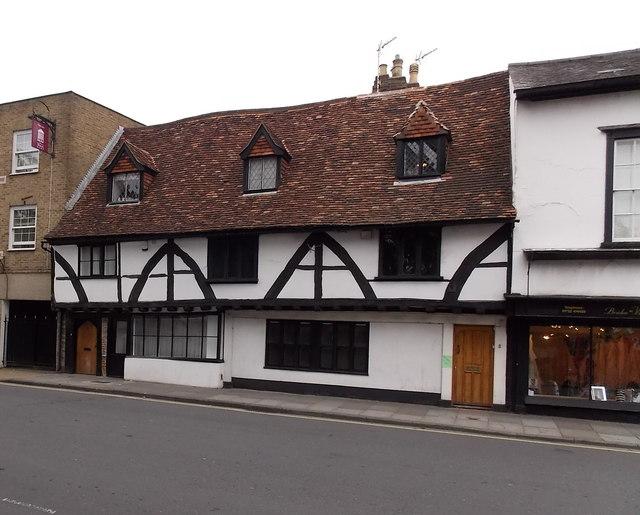 The Cloisters, Salisbury