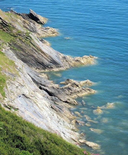 Rocks at Crabrock Point