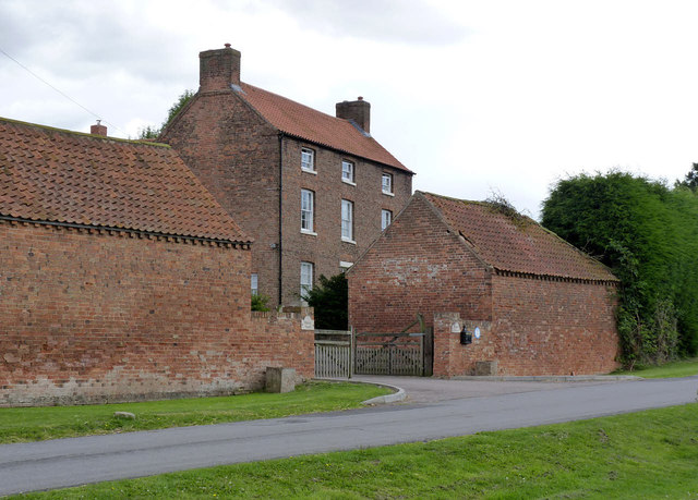 Manor Farmhouse, Darlton
