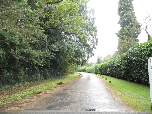 Over the Misbourne Road, Denham