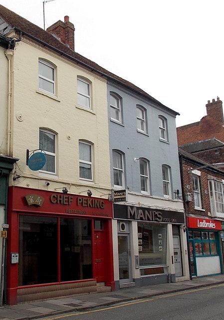 Chef Peking Restaurant in Salisbury